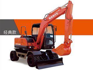 南特机械 NT65W 挖掘机