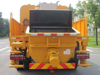华菱星马 AH5150THB0L4车载式 泵车