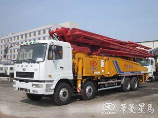 华菱星马 AH5430THB0L4 泵车
