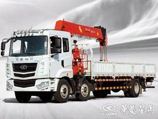 华菱星马 H3-H6-随车吊-单轴-HN5160JSQ0L4 起重机