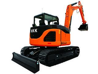 京城长野 NS80-7 挖掘机