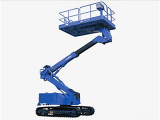 京城长野 NUZ090D 高空作业机械