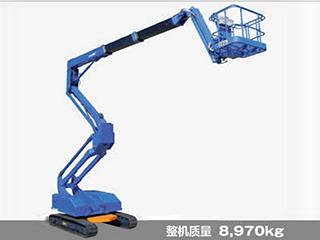 京城长野 NUL180J 高空作业机械