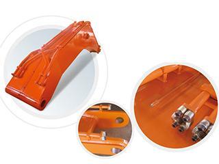金山重工 DLKE3500-1 加长臂拆除臂