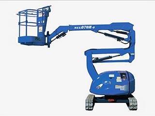 京城长野 NUL070R-2 高空作业机械