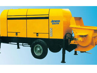 山推建友HBT80C18165S拖泵