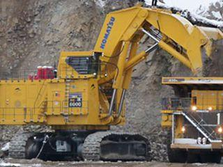 小松PC8000-6挖掘机