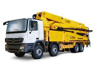 厦工 XXG5390THB 泵车