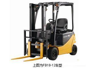 小松 FB15-12-电瓶四轮平衡重 叉车