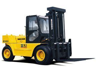 厦工 XG5100-DT1内燃平衡重式 叉车