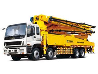 厦工 XXG5380THB 泵车