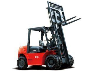 厦工 XG550-DT5A内燃平衡重式 叉车