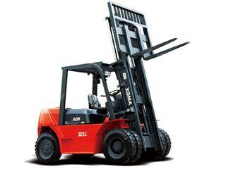 厦工 XG550-DT5B内燃平衡重式 叉车