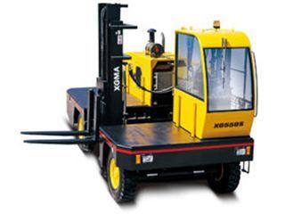 厦工 CCCD5-XG550S-DT2侧面 叉车