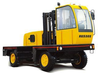 厦工 XG530S-DT2侧面 叉车