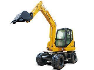 厦工XG806W挖掘机
