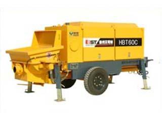 贝司特HBT60C拖泵