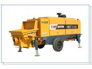 贝司特 HBT110 拖泵
