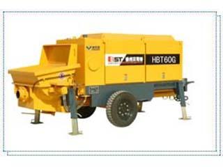 贝司特 HBT60G 拖泵图片