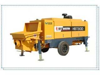 贝司特 HBT80D 拖泵