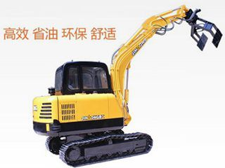 晋工JGM906夹砖挖掘机