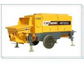 贝司特 HBT80C 拖泵