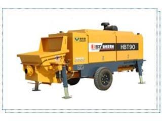 贝司特HBT90拖泵