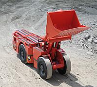 山特维克 LH203 铲运机