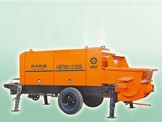 北山机械 HBT60-13-90S 拖泵