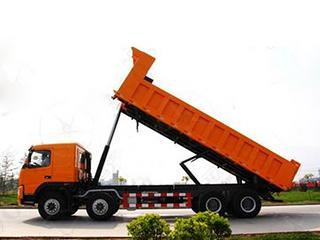 北方巴里巴 DYX3311-8x4 非公路自卸车