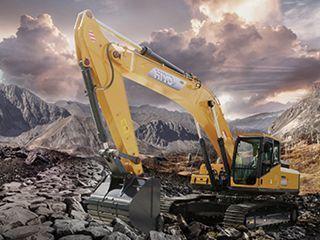恒岳重工 HY365-8 挖掘机
