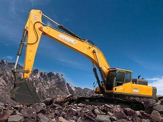 恒岳重工 HY465-8 挖掘机
