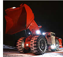 山特维克LH625E铲运机