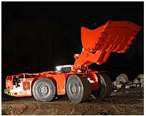 山特维克 LH514 铲运机