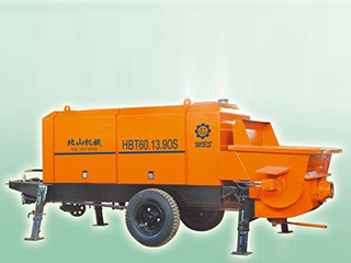 北山机械 HBT60-13-110S 拖泵