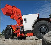 山特维克 LH410 铲运机