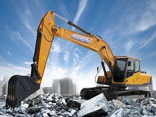 恒岳重工 HY215-8 挖掘机
