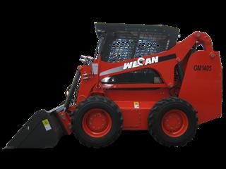 威肯 WT1405 滑移装载机