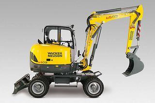 威克诺森 6503 挖掘机