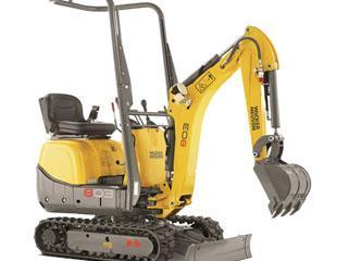 威克诺森 803 挖掘机