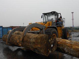 欣龙腾 LT958J抓木 装载机