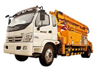 犀牛重工 XND5161-22M臂架 泵车