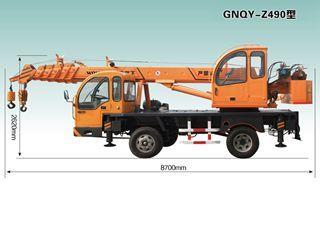 沃尔华 GNQY-Z490 起重机