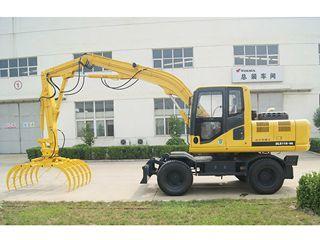 沃尔华 DLS118-9A轮式液压堆垛 挖掘机