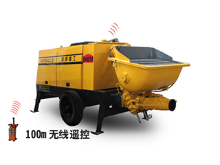 泵虎重工 HBT60DIII 拖泵圖片