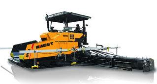 万邦重科 SP1250 沥青摊铺机