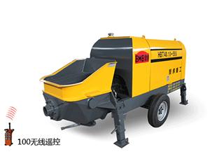 泵虎重工 HBT40.10-55S 拖泵图片