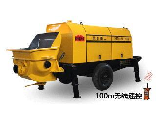 泵虎重工 HBT80.16-132S 拖泵图片