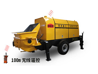 泵虎重工 HBT60.13-75S 拖泵圖片