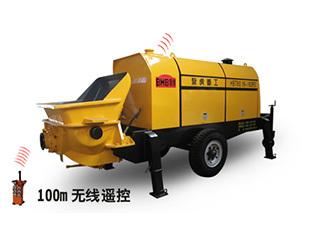 泵虎重工 HBT80.16-174RS 拖泵